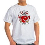 Forner Family Crest Light T-Shirt