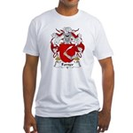 Forner Family Crest Fitted T-Shirt