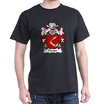 Forner Family Crest Dark T-Shirt
