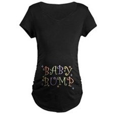 Retro Baby Bump T-Shirt