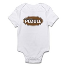 Powered By Pozole Infant Bodysuit