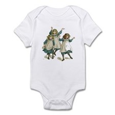 JOYFUL SISTERS Infant Bodysuit