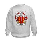 Feijoo Family Crest Kids Sweatshirt