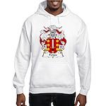 Feijoo Family Crest Hooded Sweatshirt