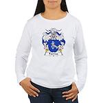 Farraz Family Crest Women's Long Sleeve T-Shirt