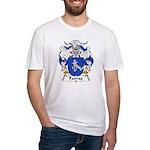 Farraz Family Crest Fitted T-Shirt