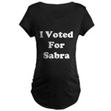 Voted for Sabra T-Shirt