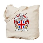Fabregas Family Crest Tote Bag