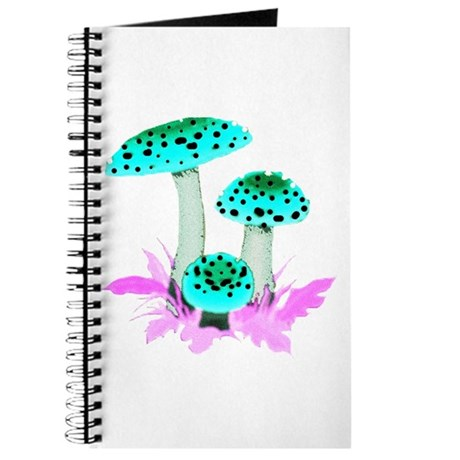 Teal Mushrooms Journal