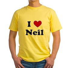 I Heart Neil T