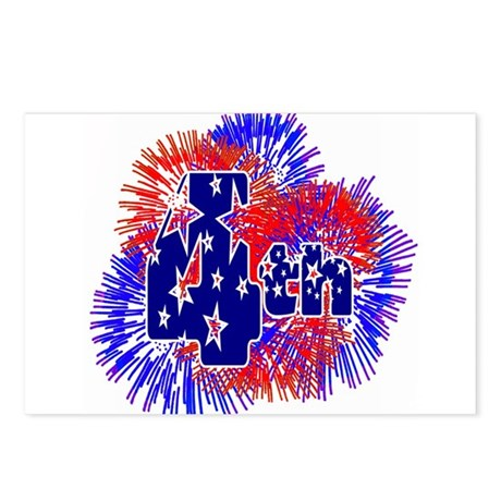 Fourth of July Postcards (Package of 8)