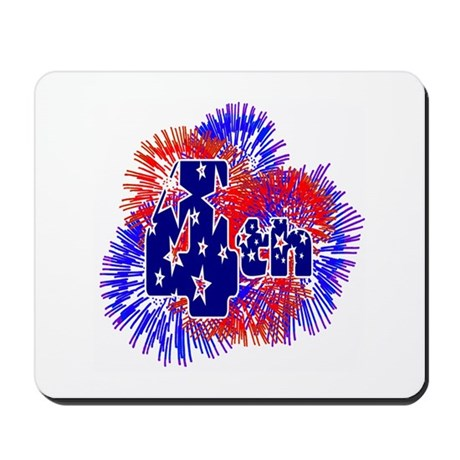 Fourth of July Mousepad