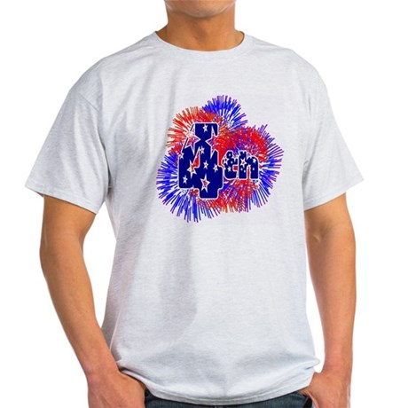 Fourth of July Light T-Shirt