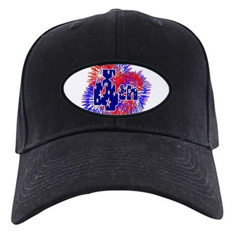 Fourth of July Black Cap