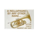 A Mellophone By Any Other Name Rectangle Magnet