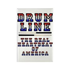 Drumline - Heartbeat of America Rectangle Magnet