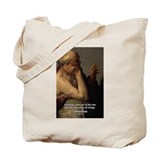 Ancient Greek Philosophy: Heraclitus Tote Bag