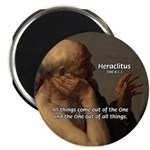 Ancient Greek Philosophy: Heraclitus Magnet