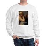 Ancient Greek Philosophy: Heraclitus Sweatshirt