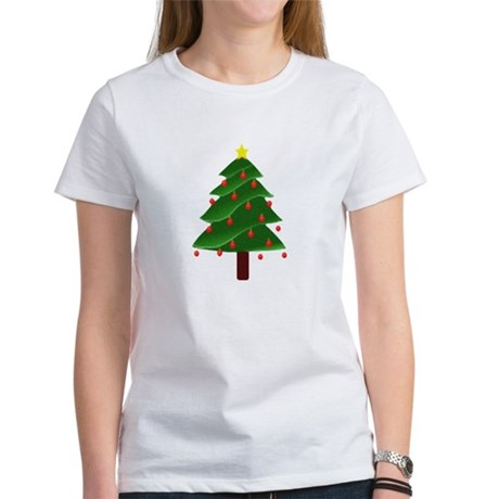Christmas Tree Women's T-Shirt
