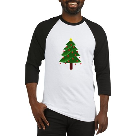 Christmas Tree Baseball Jersey