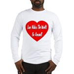 Love Makes World Go Around Long Sleeve T-Shirt