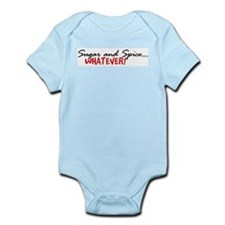 Sugar and Spice... Infant Bodysuit