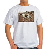 English Pointer Art T-Shirt