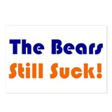 Bears Still Suck Postcards (Package of 8)