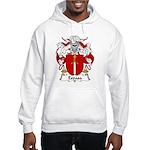 Espasa Family Crest Hooded Sweatshirt
