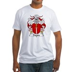 Espasa Family Crest Fitted T-Shirt