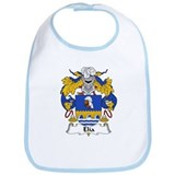 Elia Family Crest Bib