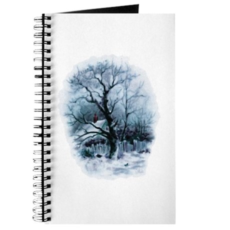 Winter Snowscene Journal