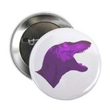 "Purple Tyrannosaur 2.25"" Button (100 pack)"