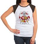 Eleizalde Family Crest Women's Cap Sleeve T-Shirt