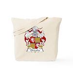 Eleizalde Family Crest Tote Bag