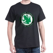 Going Green Rhode Island (Frog) T-Shirt