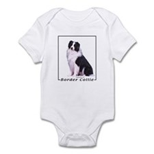 Border Collie--1 Infant Bodysuit
