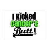 IKickedCancer'sButt Postcards (Package of 8)
