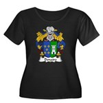 Donaire Family Crest Women's Plus Size Scoop Neck