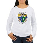 Donaire Family Crest Women's Long Sleeve T-Shirt