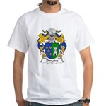 Donaire Family Crest White T-Shirt