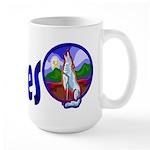 Wolf Large Mug