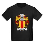 Diezma Family Crest Kids Dark T-Shirt