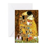 The Kiss & Chihuahua Greeting Cards (Pk of 20)