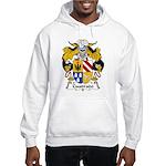 Cuadrado Family Crest Hooded Sweatshirt