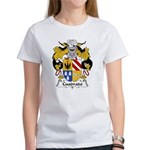 Cuadrado Family Crest Women's T-Shirt