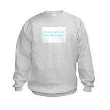 Exceptional Sweatshirt