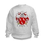 Colomina Family Crest Kids Sweatshirt