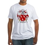 Colomina Family Crest Fitted T-Shirt